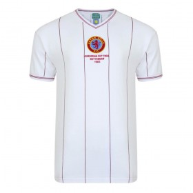 Aston Villa 1982 European Cup Final football shirt