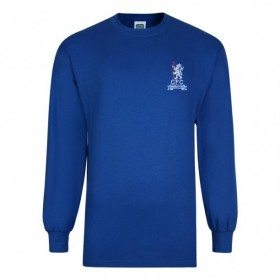 Chelsea 1970 Retro Shirt - Long Sleeve