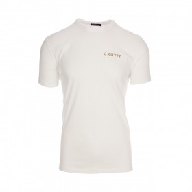 T-shirt Cruyff 14 White / Gold
