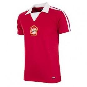 Czechoslovakia 1976 Retro Jersey