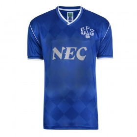 Everton 1987 football shirt
