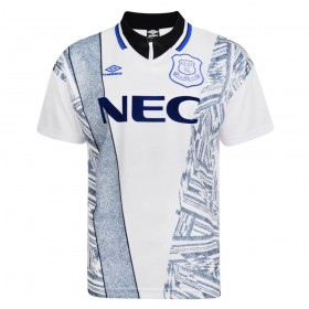 Everton 1994-95 Away football shirt