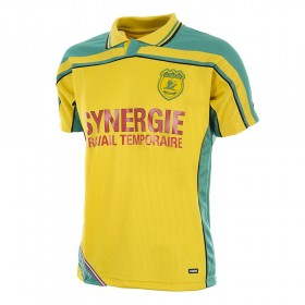 FC Nantes 2000-01 football shirt