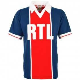 Paris 1981-82 Retro Shirt | Kid