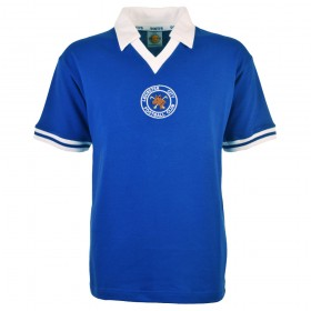 Leicester City 1976 - 79 Retro Shirt