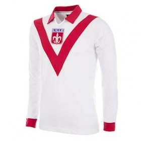 Lille OSC 1954 - 55 Retro Football Shirt