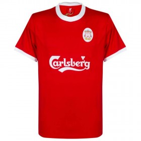 Liverpool FC 1998-2000 football shirt