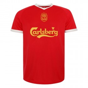 Liverpool FC 2001-03 football shirt