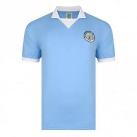 Manchester City 1975/76 Retro Shirt
