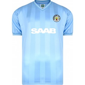 Manchester City 1984 Retro Shirt