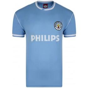 Manchester City 1986 Retro Shirt