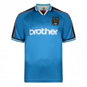 Manchester City 1998 Retro Shirt