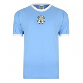 Manchester City 1972 retro shirt product photo