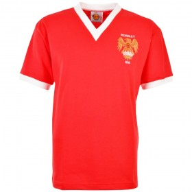 Manchester United 1958 FA Cup Final football shirt
