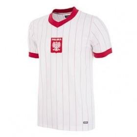 Poland Home Retro Shirt 1982