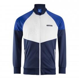 Schalke 04 Retro Jacket Blue/White