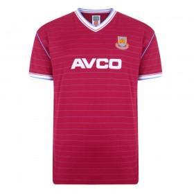 West Ham 1985/86 Retro Shirt