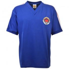 Yugoslavia 1974 football shirt