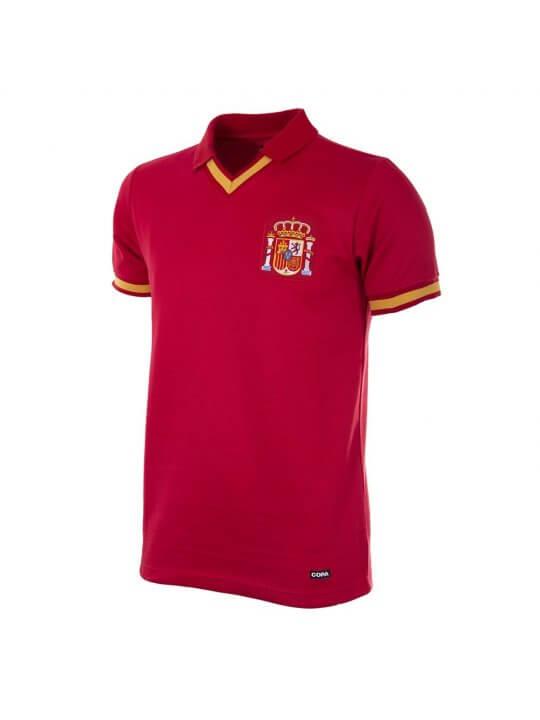 Butragueño Spain Retro Football Shirt