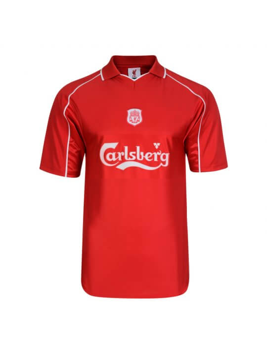 Liverpool Retro Shirt 2000