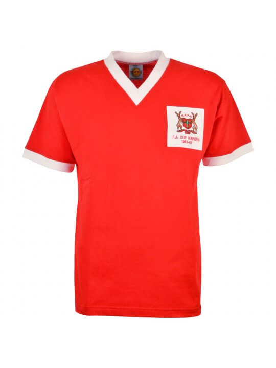 Nottingham Forest 1959 Retro Shirt