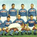 UC Sampdoria 1950s Retro Shirt