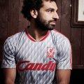 Liverpool FC Retro Shirt 1989/90 | Away | Candy | Salah