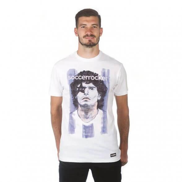 SoccerRocker x COPA T-shirt   White