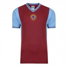 Aston Villa Retro Shirt 1982