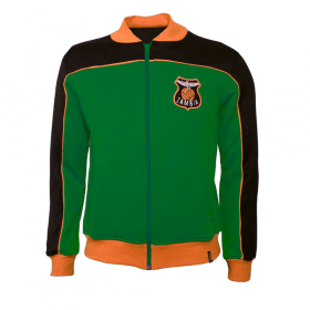 Zambia 1980's Retro Jacket