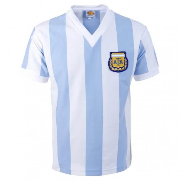 Argentina 1982 Retro Shirt