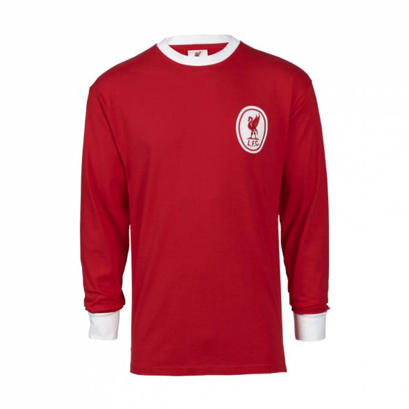 brand new a524a e143f Liverpool Retro Shirt 1964