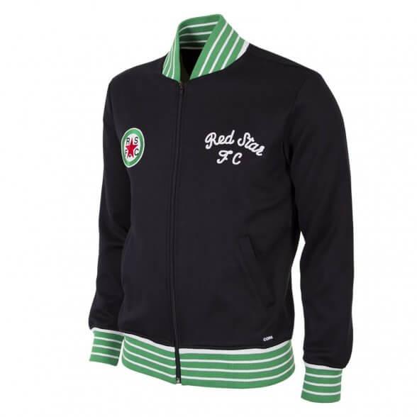 Red Star FC Paris 1963 Retro Jacket