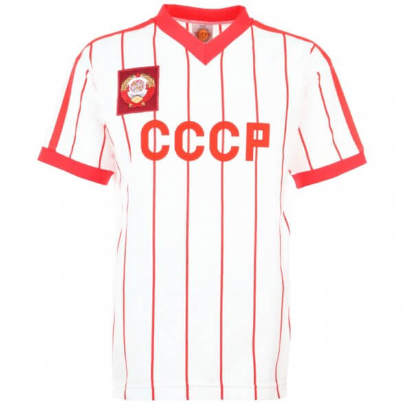 URSS 1982 Retro Shirt
