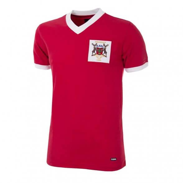 Nottingham Forest 1958/59 Retro Shirt