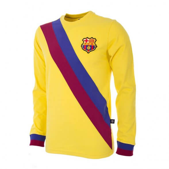 FC Barcelona 1974-75 away Retro Shirt