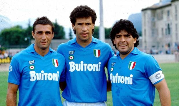 Maradona Napoli 1987-1988