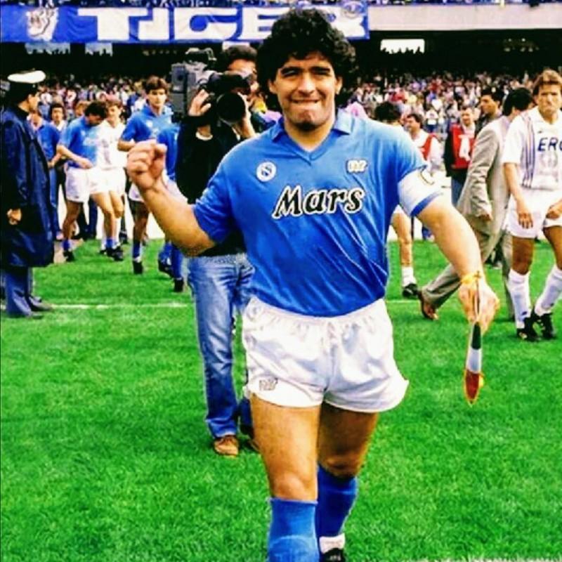 Maradona Napoli 1989-1990