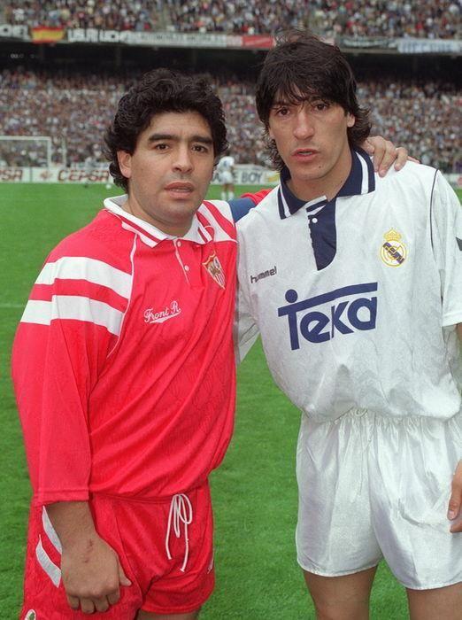 Maradona Sevilla 1992-1993